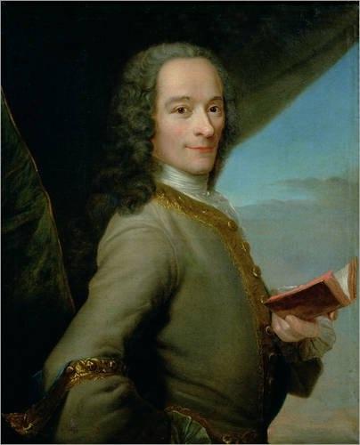 Voltaire Francois-Marie Arouet   detto Voltaire